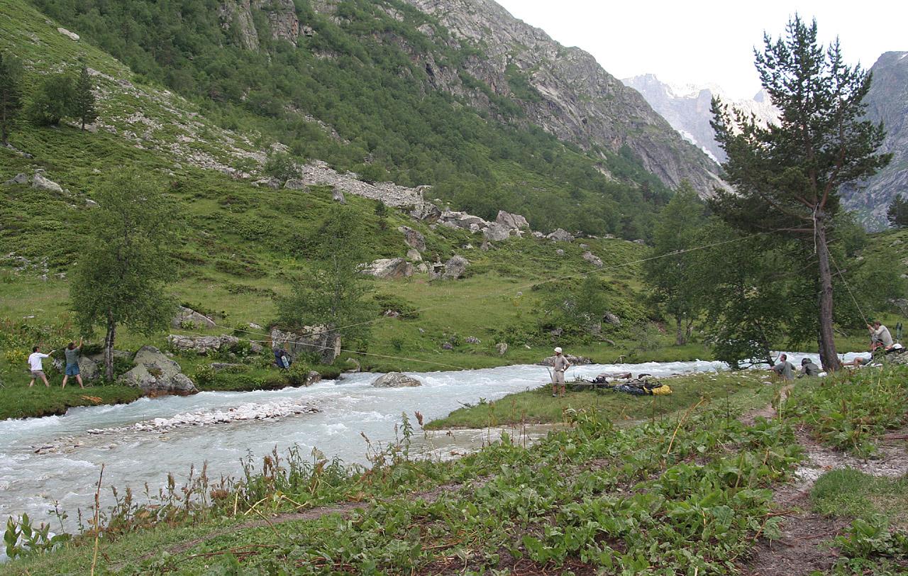 Река гиляч – река худес – а карт